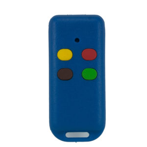 Bartronic Dyno 403 and 433mhz 4 button remote transmitter