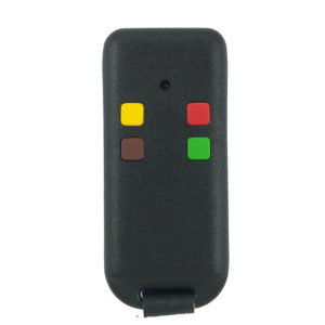 Bartronic Dyno 403mhz 4 button remote transmitter