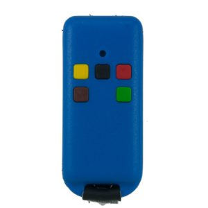Bartronic Dyno 403mhz 5 button remote transmitter