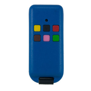 Bartronic Dyno 403mhz 6 button remote transmitter