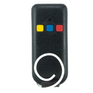 Bartronic Super Dyno 403mhz 3 button remote transmitter