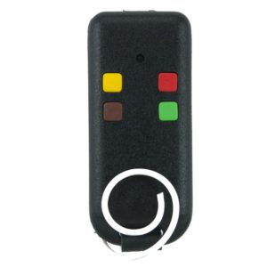 Bartronic Super Dyno 403mhz 4 button remote transmitter