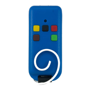 Bartronic Super Dyno 403mhz 5 button remote transmitter