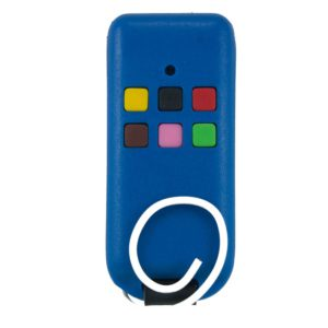 Bartronic Super Dyno 403mhz 6 button remote transmitter