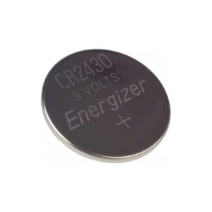 CR2430 remote battery