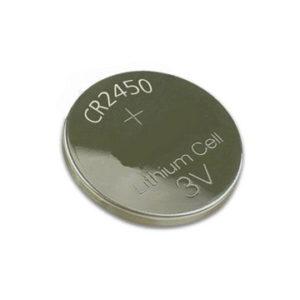 CR2450 Remote battery