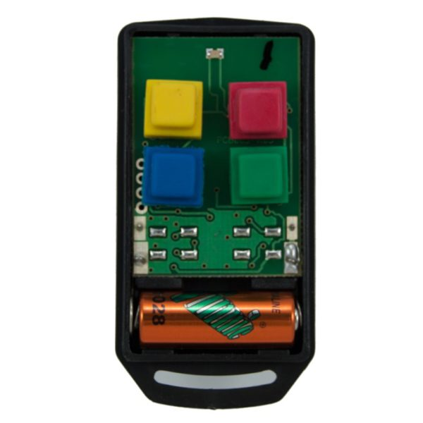 Duratronic four button remote transmitter