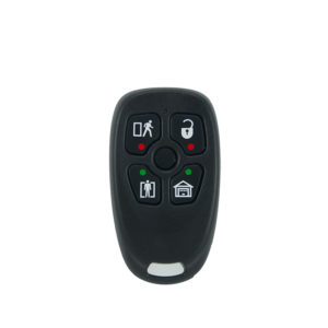 DSC alarm 5 button remote transmitter