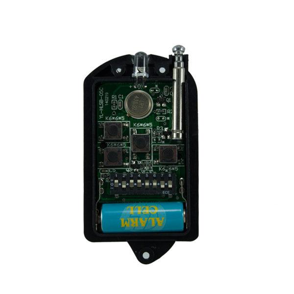 Dortech ECONO 4 button remote transmitter.