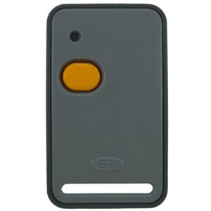 ET universal 1 button yellow 403mhz remote transmitter