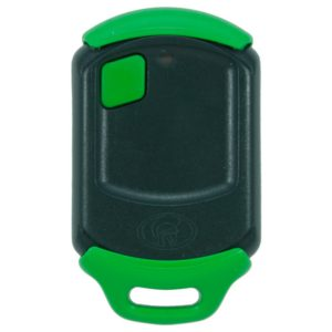 Green Centurion Smart 1 button remote transmitter