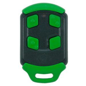 Green Centurion Smart 4 button remote transmitter