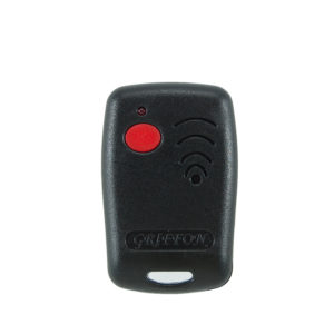 Griffon 1 button remote transmitter 12 switches binary 403