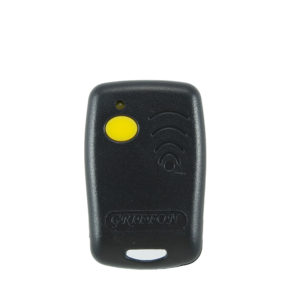 Griffon 1 button remote transmitter 12 switches binary 433