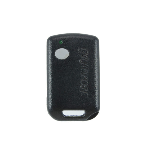 Griffon 1 button remote transmitter 9 switches trinary 403mHz