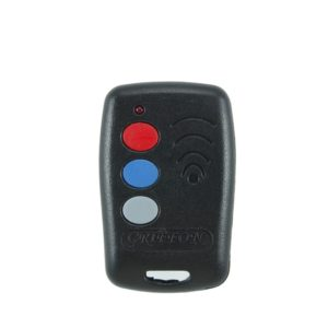 Griffon 3 button remote transmitter 12 switches binary 403