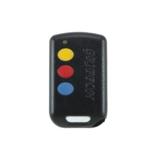 Griffon 3 button remote transmitter 12 switches binary 433
