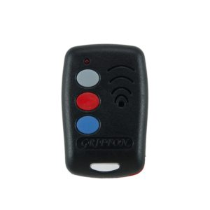 Griffon 3 button remote transmitter 12 switches french 403