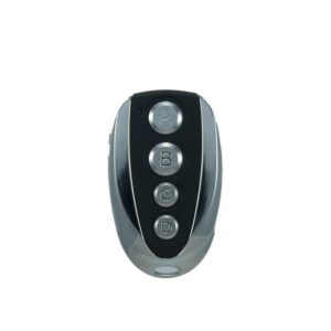 IDS alarm 4 button ABCD metal remote transmitter