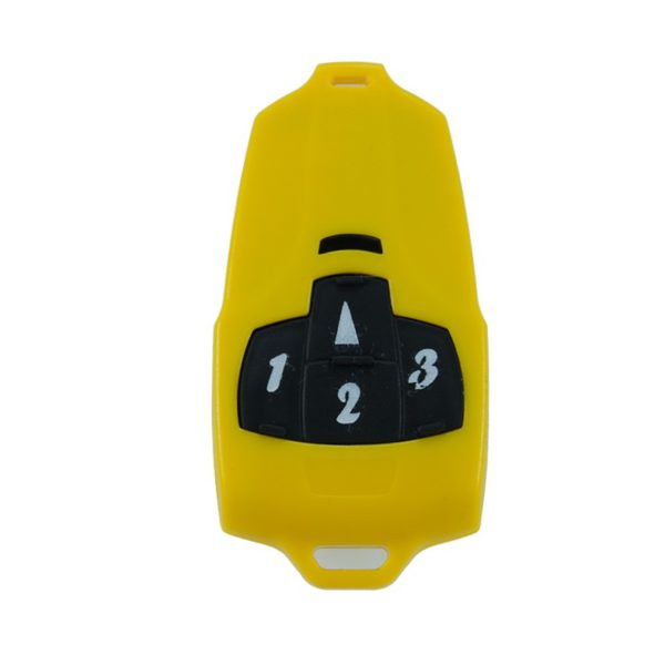 MAMI 3X3 4 button remote transmitter