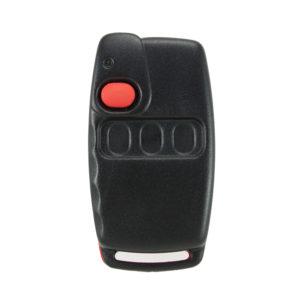 MAMI Topo black red 1 button remote transmitter