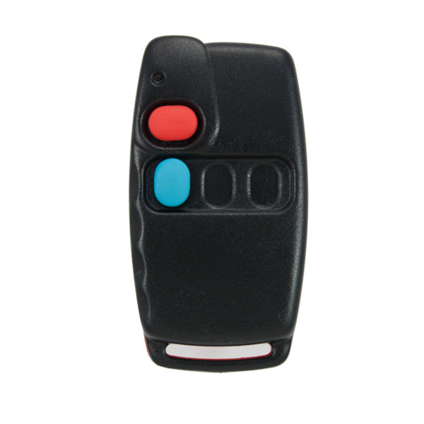 MAMI Topo black red 2 button remote transmitter