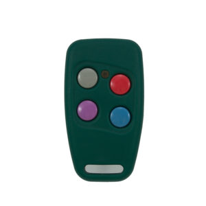 Sentry 4 button 403 and 433mHz remote transmitter