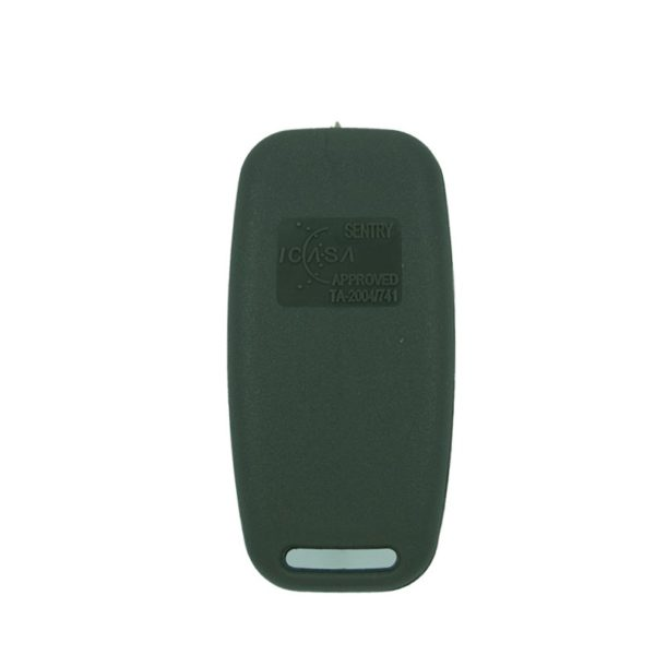Sentry 403mhz grey and grey 1 button remote transmitter