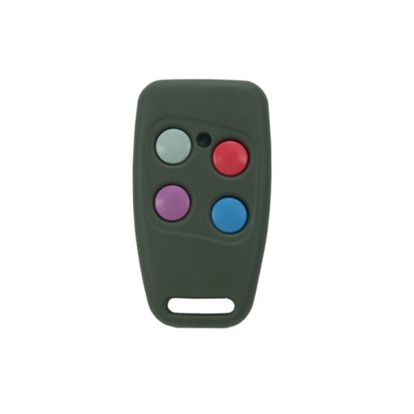 Sentry 433mhz grey 4 button remote transmitter
