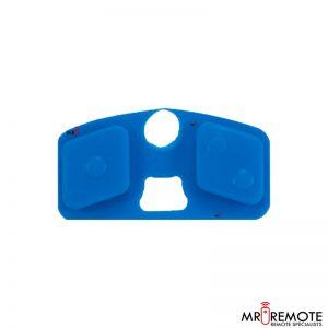 Centurion blue 2 button spare rubber