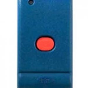 Old ET Plus DCBlue 1 button remote transmitter for garage door motors