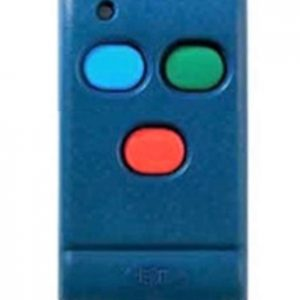 Old ET Plus DCBlue 3 button remote transmitter