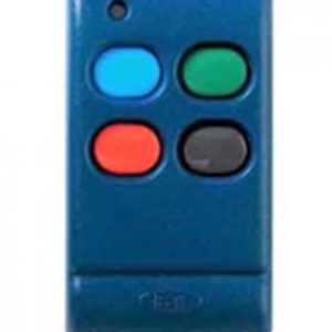 Old ET Plus DCBlue 4 button remote transmitter