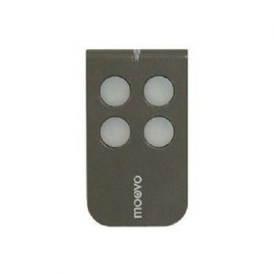 Moovo 4 button remote black version