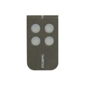 Moovo 4 button remote black version