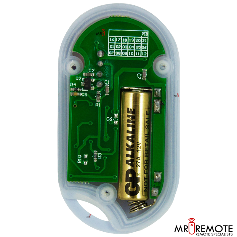 Eazylift Garage Door Remote Internal Mr Remote