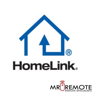 Homelink remote
